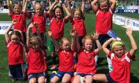 Jenter 2011 fra Hasle-Løren fotball