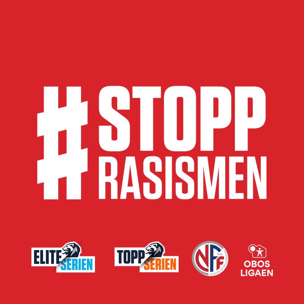 Stopp rasismen